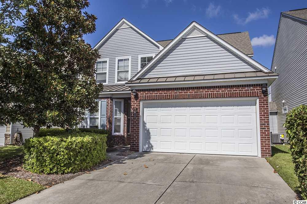 Semi-Detached MLS:1720940   159 Fulbourn Place Myrtle Beach SC