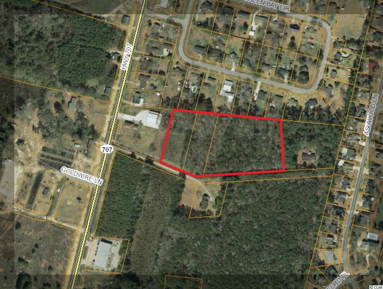 Land for Sale at TBD Highway 707 TBD Highway 707 Myrtle Beach, South Carolina 29588 United States