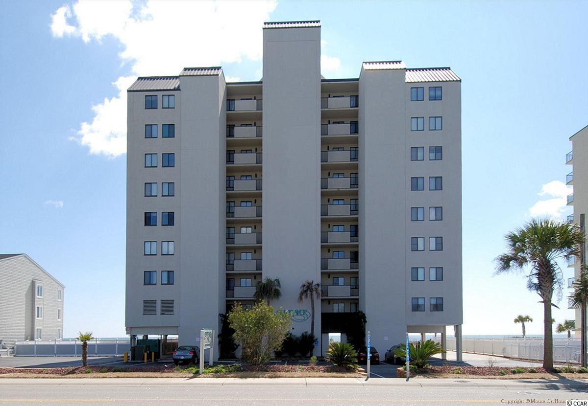 Condo MLS:1720977 SPINNAKER  3513 S OCEAN BLVD North Myrtle Beach SC