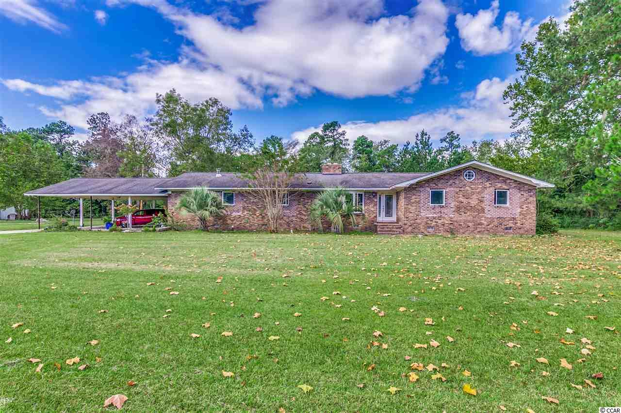 Ranch for Sale at 4191 Green Sea Road 4191 Green Sea Road Green Sea, South Carolina 29545 United States