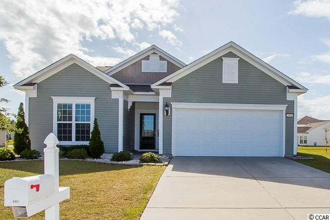 Detached MLS:1721131   2401 Hobart St Myrtle Beach SC