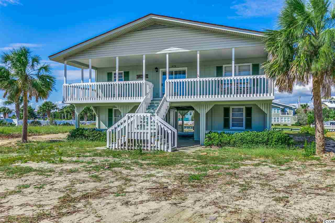 Detached MLS:1721156   1876 Dolphin St. Garden City Beach SC