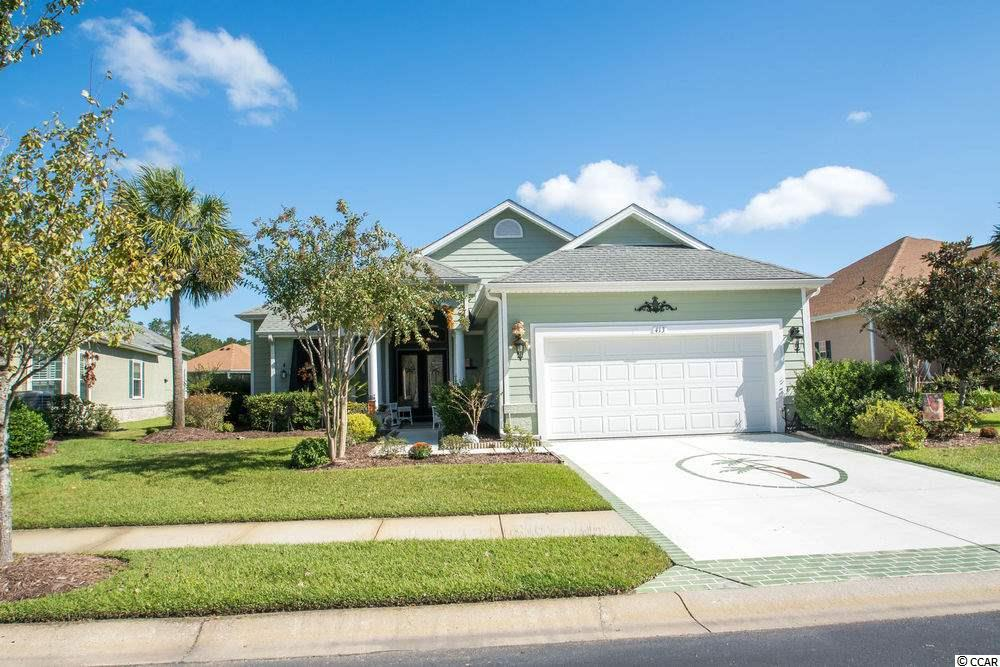Single Family Home for Sale at 413 Valhalla Lane 413 Valhalla Lane Murrells Inlet, South Carolina 29576 United States