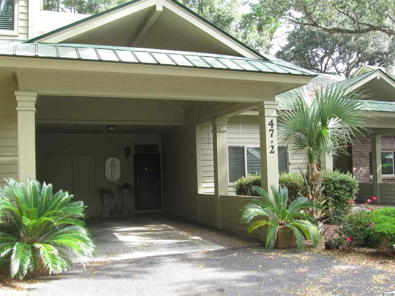 Townhouse for Sale at 47-2 Twelve Oaks Drive 47-2 Twelve Oaks Drive Pawleys Island, South Carolina 29585 United States