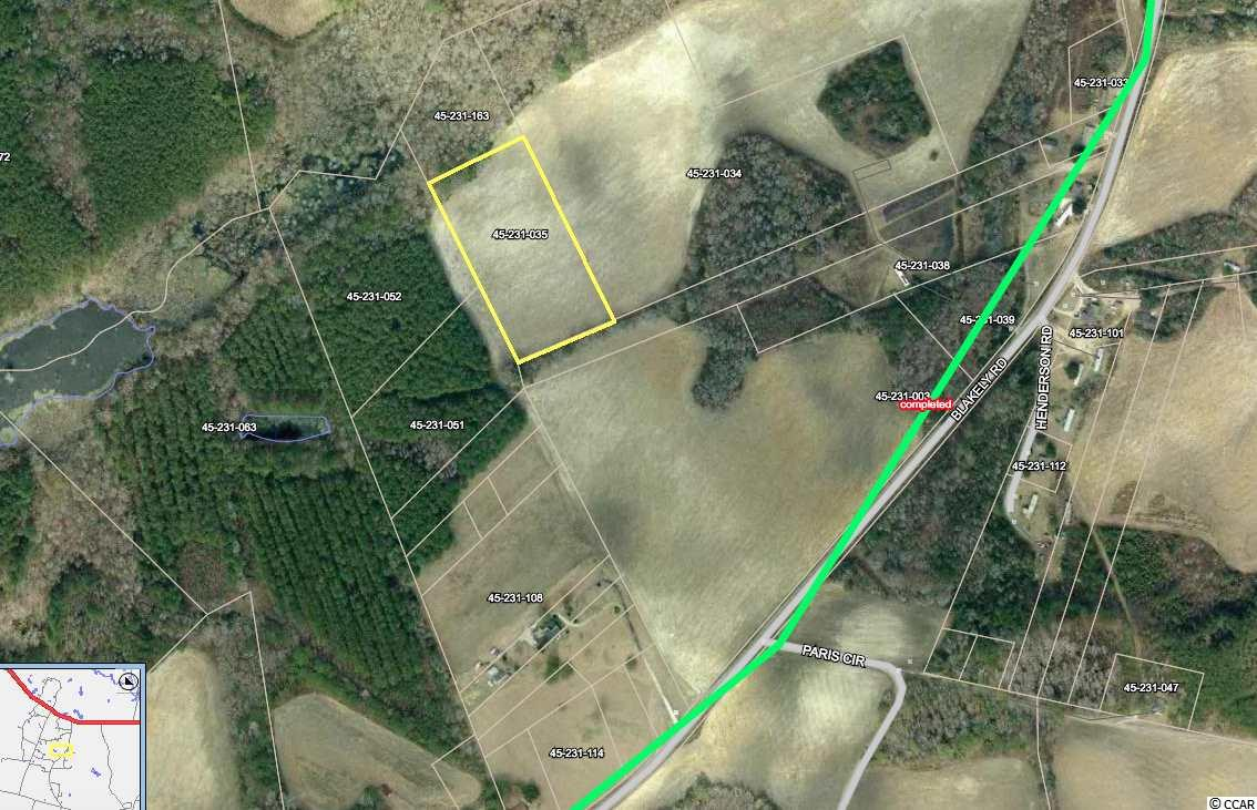 Acreage for Sale at 3.5 Acres Off of Blakley Road 3.5 Acres Off of Blakley Road Salters, South Carolina 29590 United States