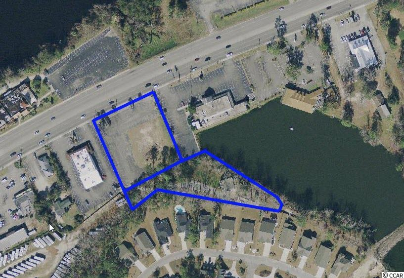 Land for Sale at 9916 N Kings Highway 9916 N Kings Highway Myrtle Beach, South Carolina 29572 United States