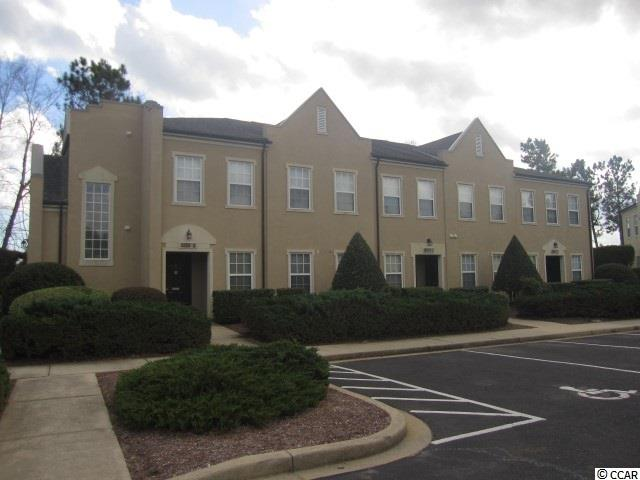 Golf Course View,Lake/Pond View,End Unit Condo in Turnberry Park at the Legends : Myrtle Beach South Carolina