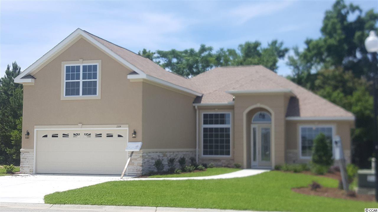 Detached MLS:1721352   2324 Via Palma Drive North Myrtle Beach SC