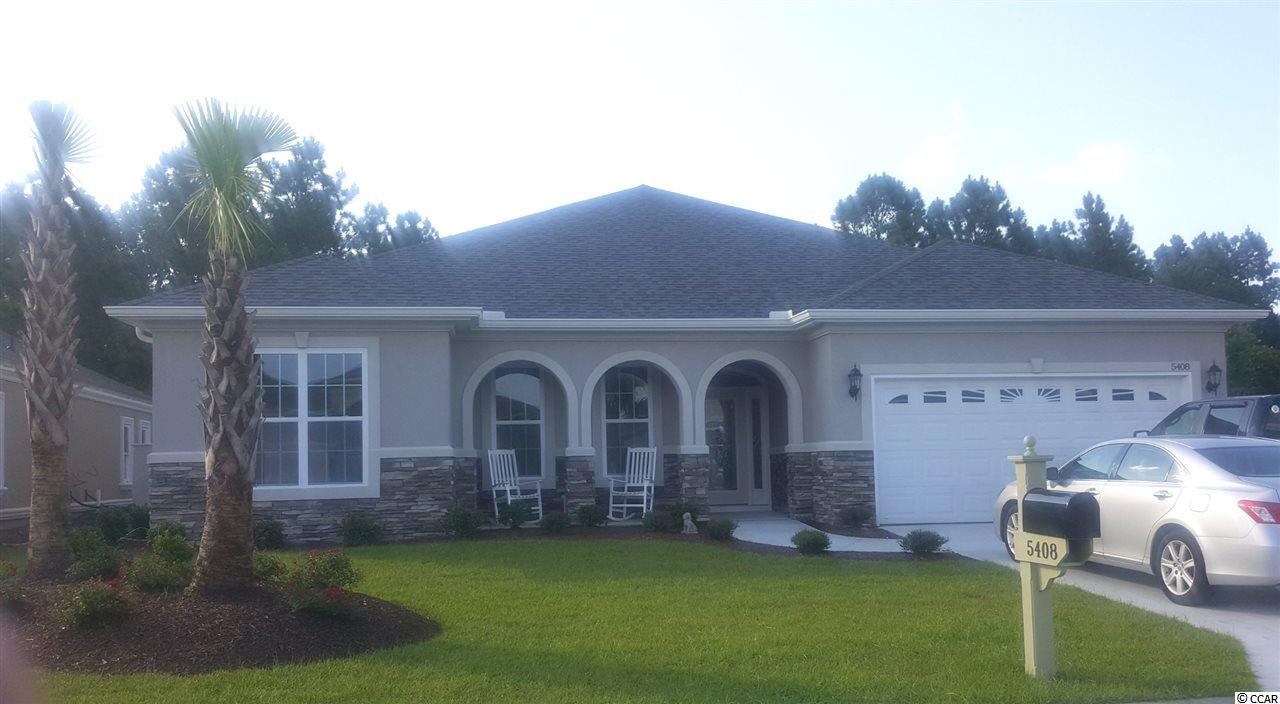 Detached MLS:1721353   5408 Via Verde Drive North Myrtle Beach SC