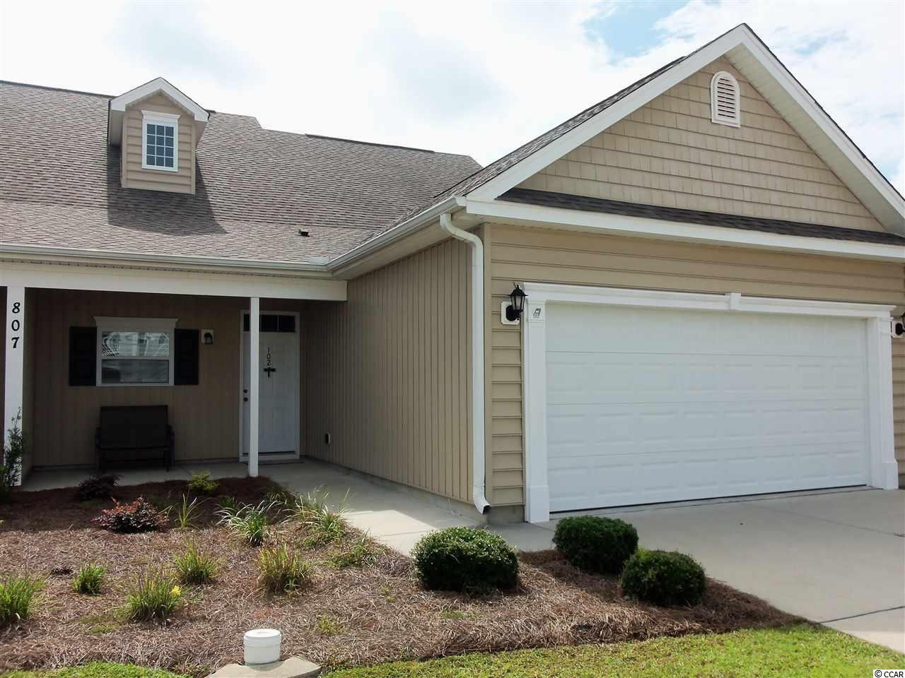 1/2 Duplex MLS:1721403 Marcliffe West at Blackmoor  807 Sail Lane Murrells Inlet SC