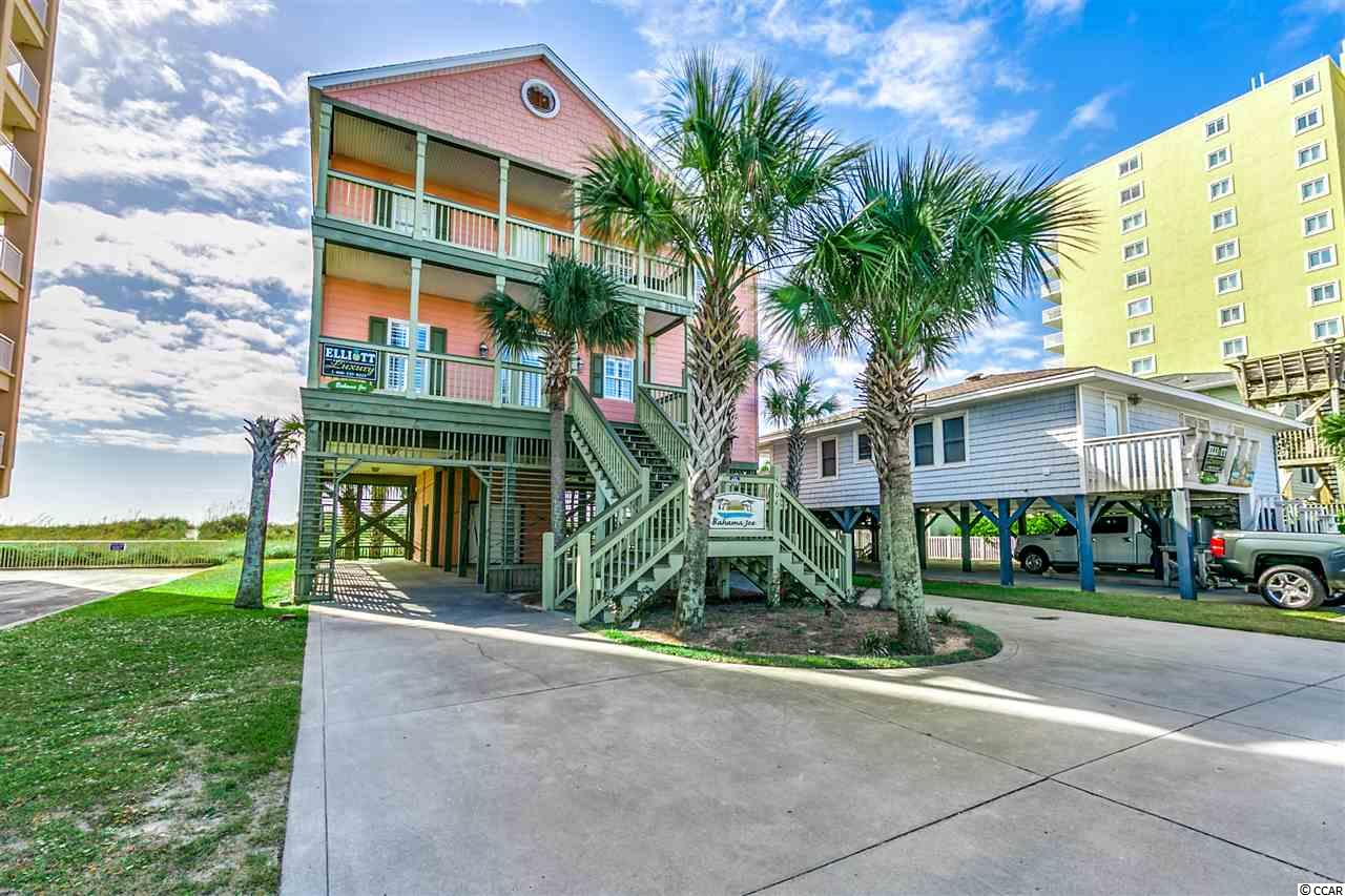 Detached MLS:1721410   5504 N Ocean Blvd. North Myrtle Beach SC