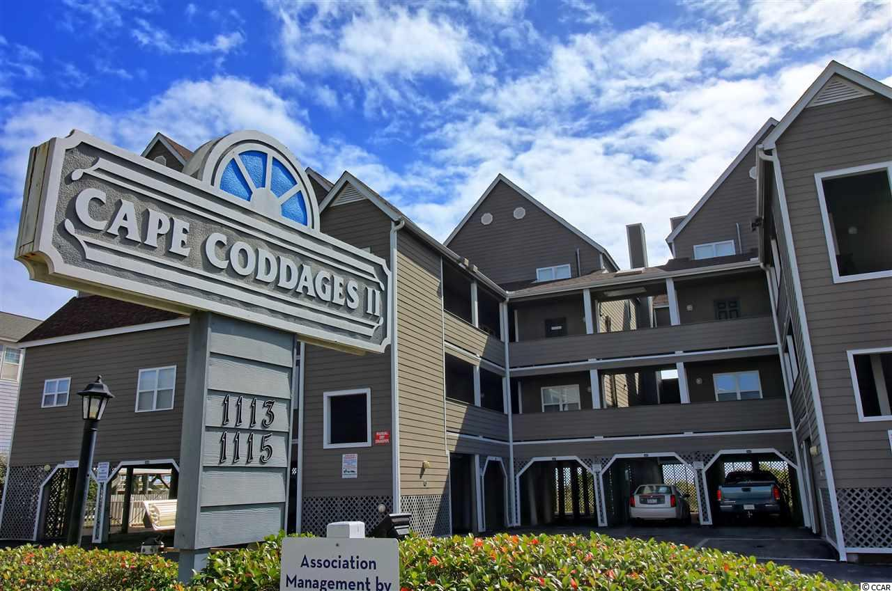 Condo MLS:1721428 Cape Coddage 2  1113 N Ocean Blvd Surfside Beach SC