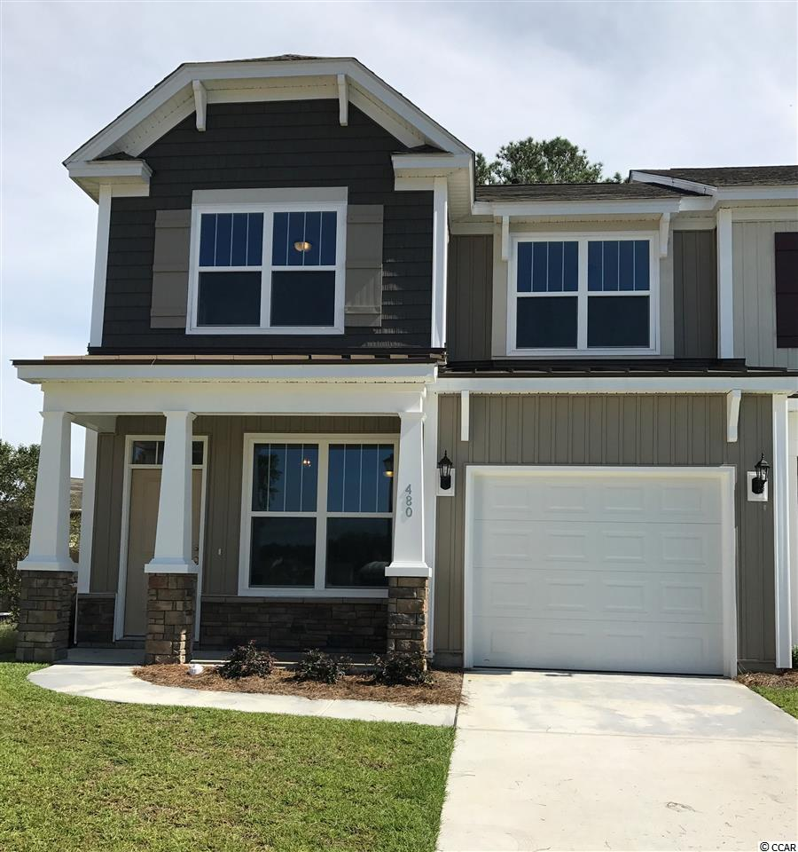 Townhouse MLS:1721510 Cypress Village Townhomes  480 Papyrus Circle Little River SC