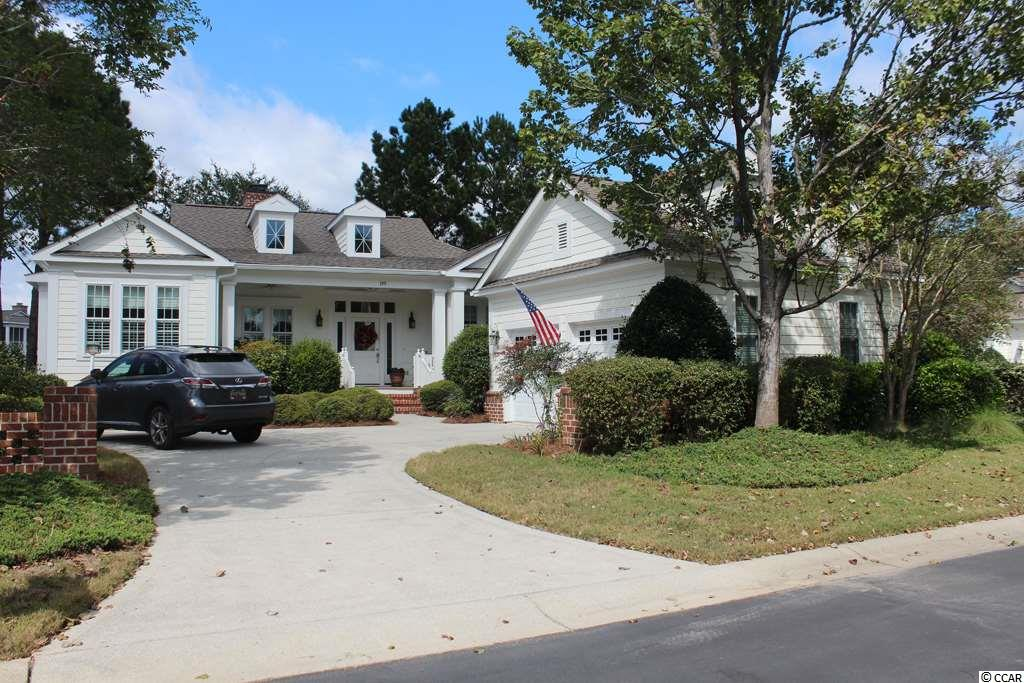 Detached MLS:1721525   199 Cottage Ct. Pawleys Island SC