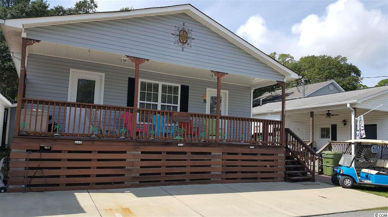 Detached Leased Land MLS:1721546   1587 Sharks Tooth Myrtle Beach SC