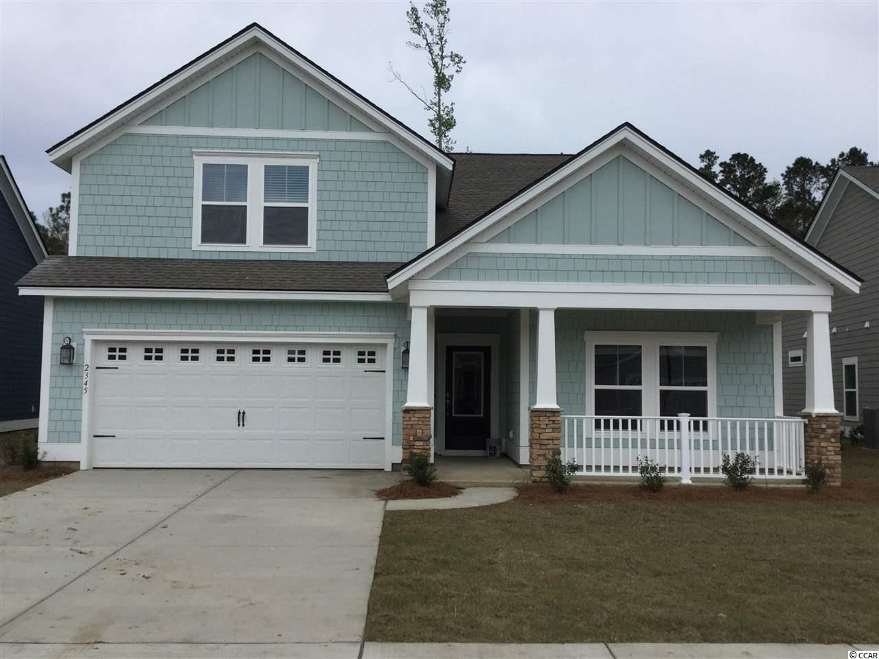 Detached MLS:1721579   2345 Lark Sparrow Road Myrtle Beach SC