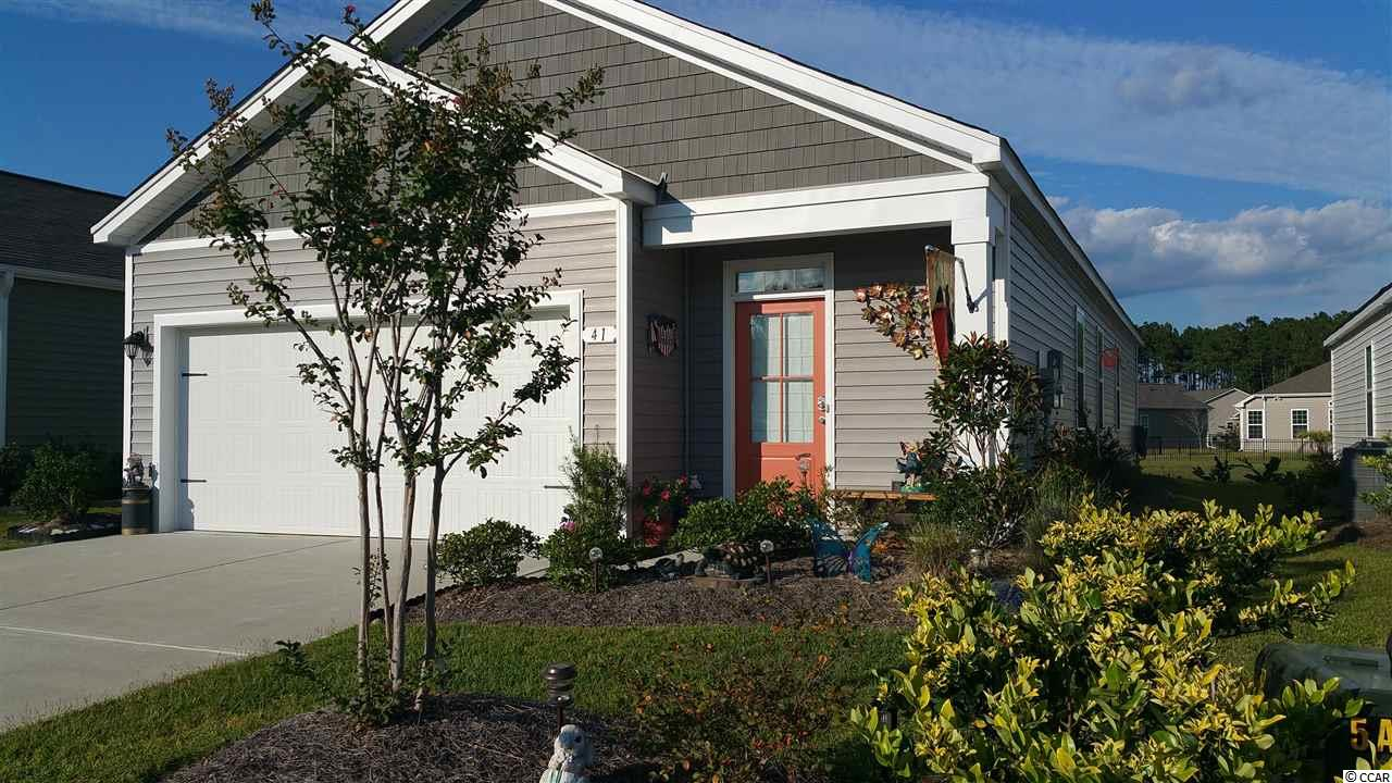 Single Family Home for Sale at 41 Cattle Run 41 Cattle Run Carolina Shores, North Carolina 28467 United States