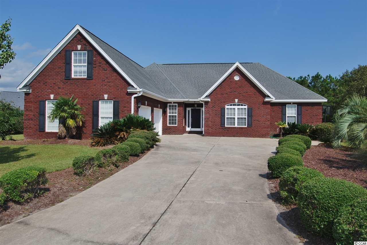 Single Family Home for Sale at 2500 Bear Stand Trail 2500 Bear Stand Trail Myrtle Beach, South Carolina 29588 United States