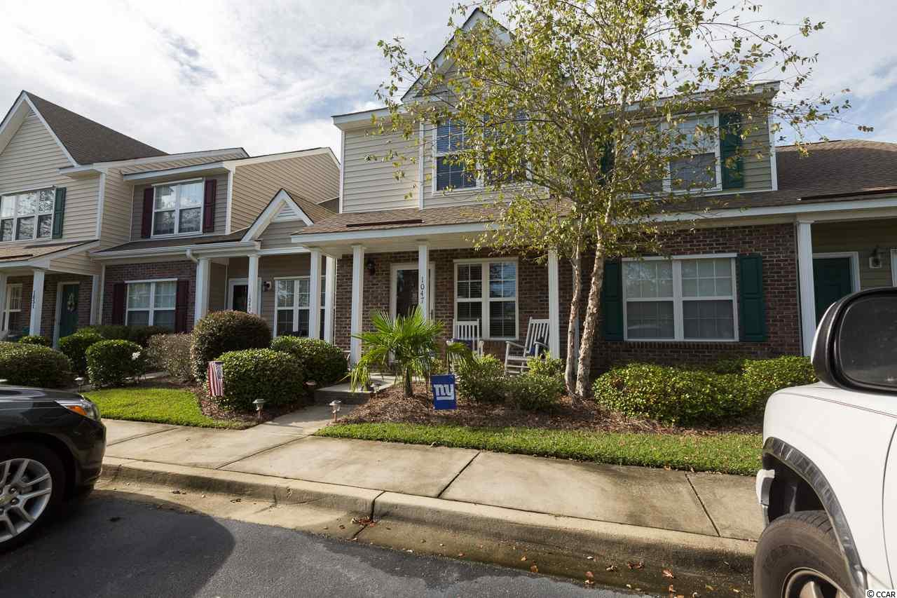 Townhouse MLS:1721701 PARKVIEW SUBDIVISION - 17TH AVE.  1047 Pinwheel Loop Myrtle Beach SC