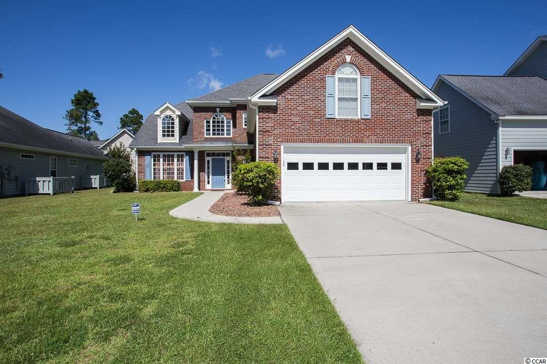 Detached MLS:1721749   4836 Seabreeze Lane Myrtle Beach SC