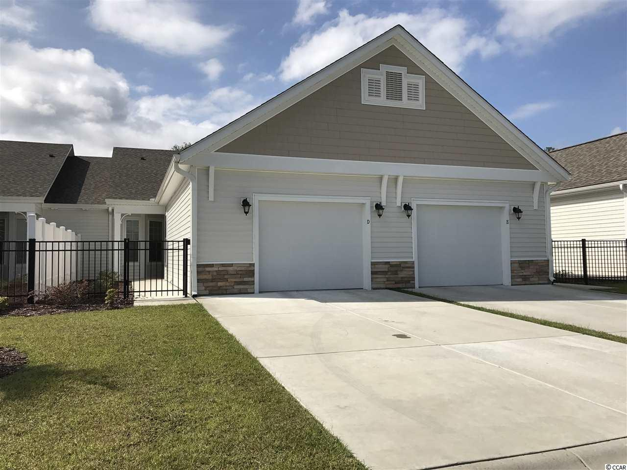 Townhouse MLS:1721763 Cameron Village - Garden Homes  2001 Lely Drive Myrtle Beach SC