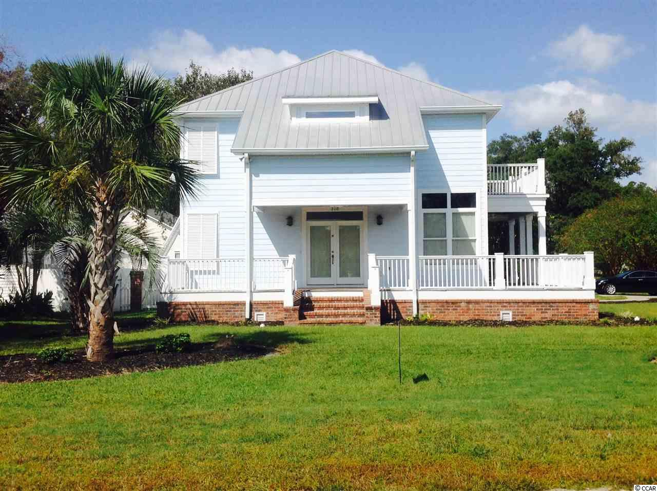 Single Family Home for Sale at 210 S MYRTLE DRIVE 210 S MYRTLE DRIVE Surfside Beach, South Carolina 29575 United States