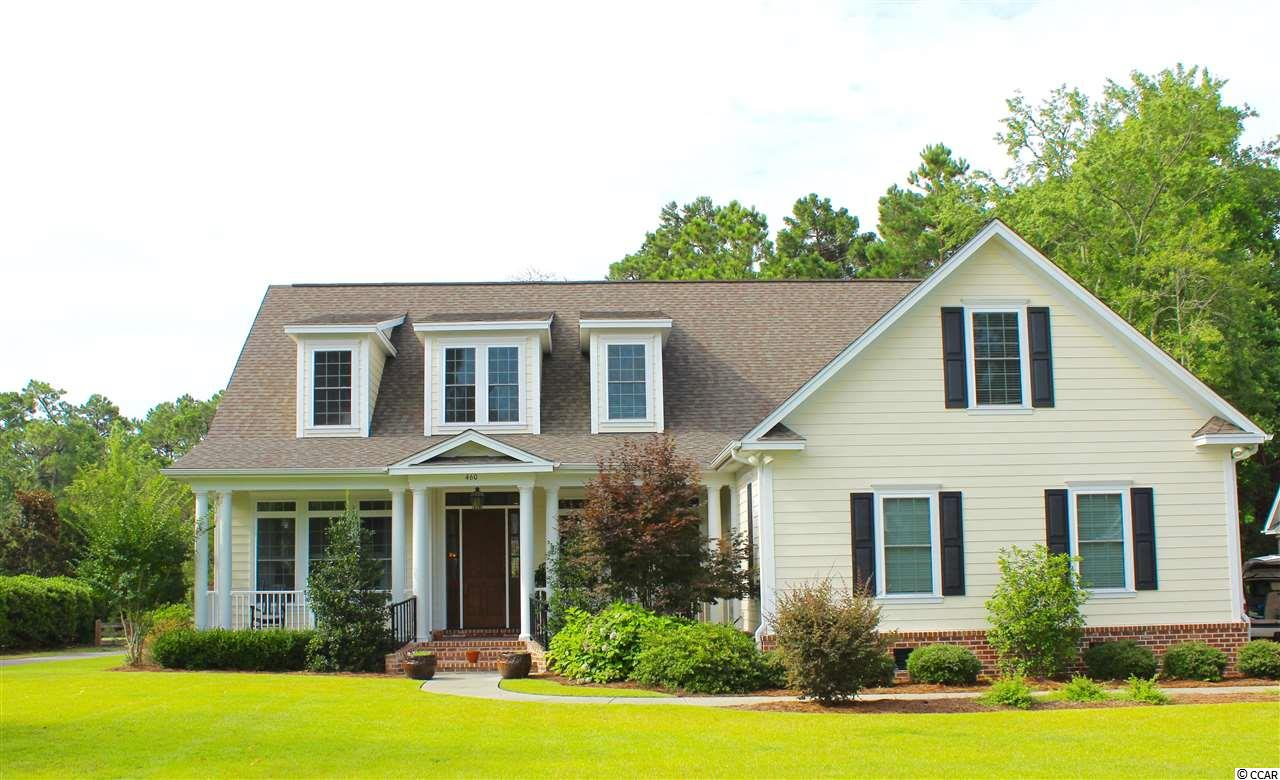 Detached MLS:1721906   460 Reserve Dr. Pawleys Island SC