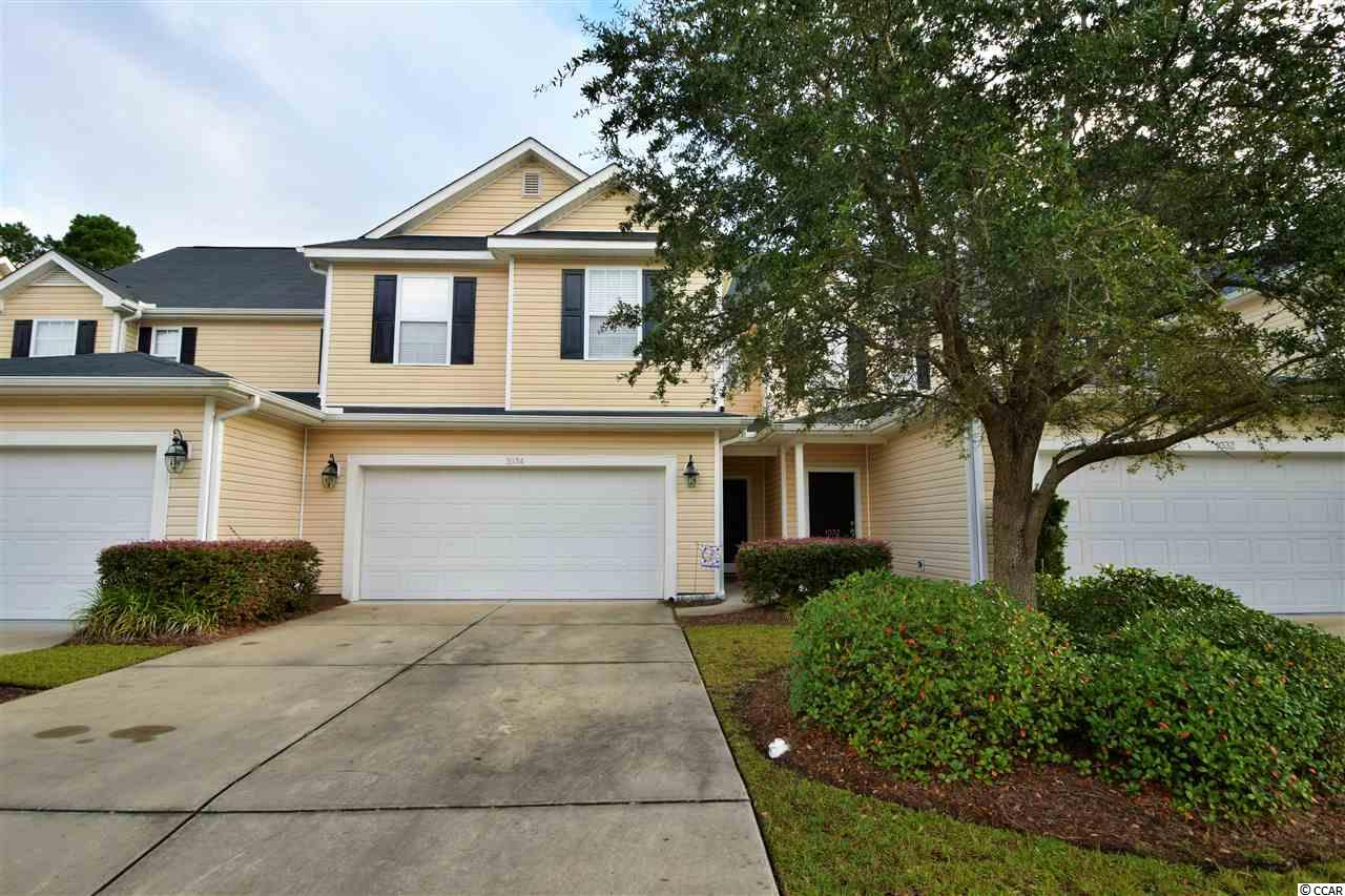 Townhouse MLS:1721909 Fairways at Wild Wing  1034 Fairway Lane Conway SC