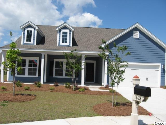 Single Family Home for Sale at 1463 Castleberry Place 1463 Castleberry Place Myrtle Beach, South Carolina 29588 United States