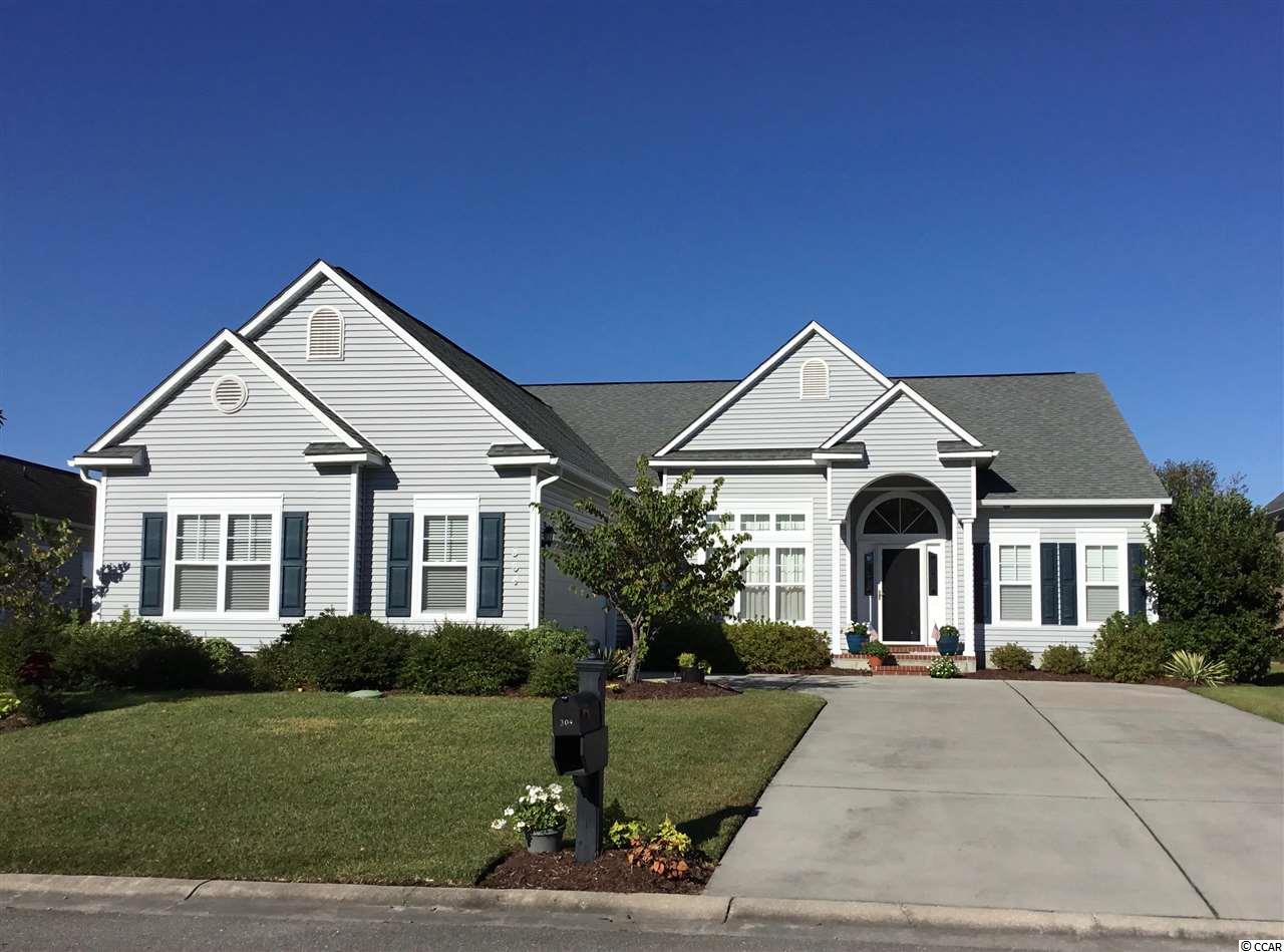 Detached MLS:1722000   304 Highfield Loop Myrtle Beach SC