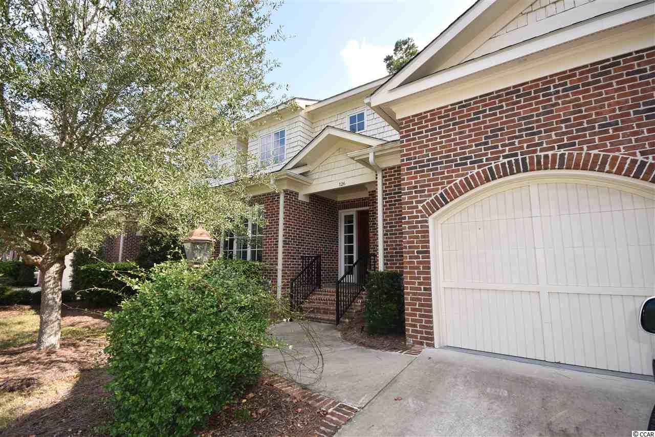 Condo / Townhome / Villa for Sale at 126 Harbor Club Drive 126 Harbor Club Drive Pawleys Island, South Carolina 29585 United States