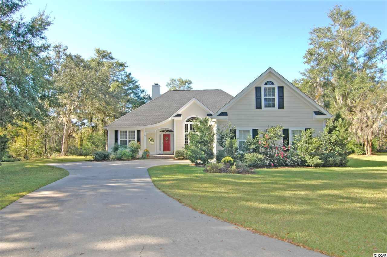 Detached MLS:1722094   23 Elderberry Lane Pawleys Island SC