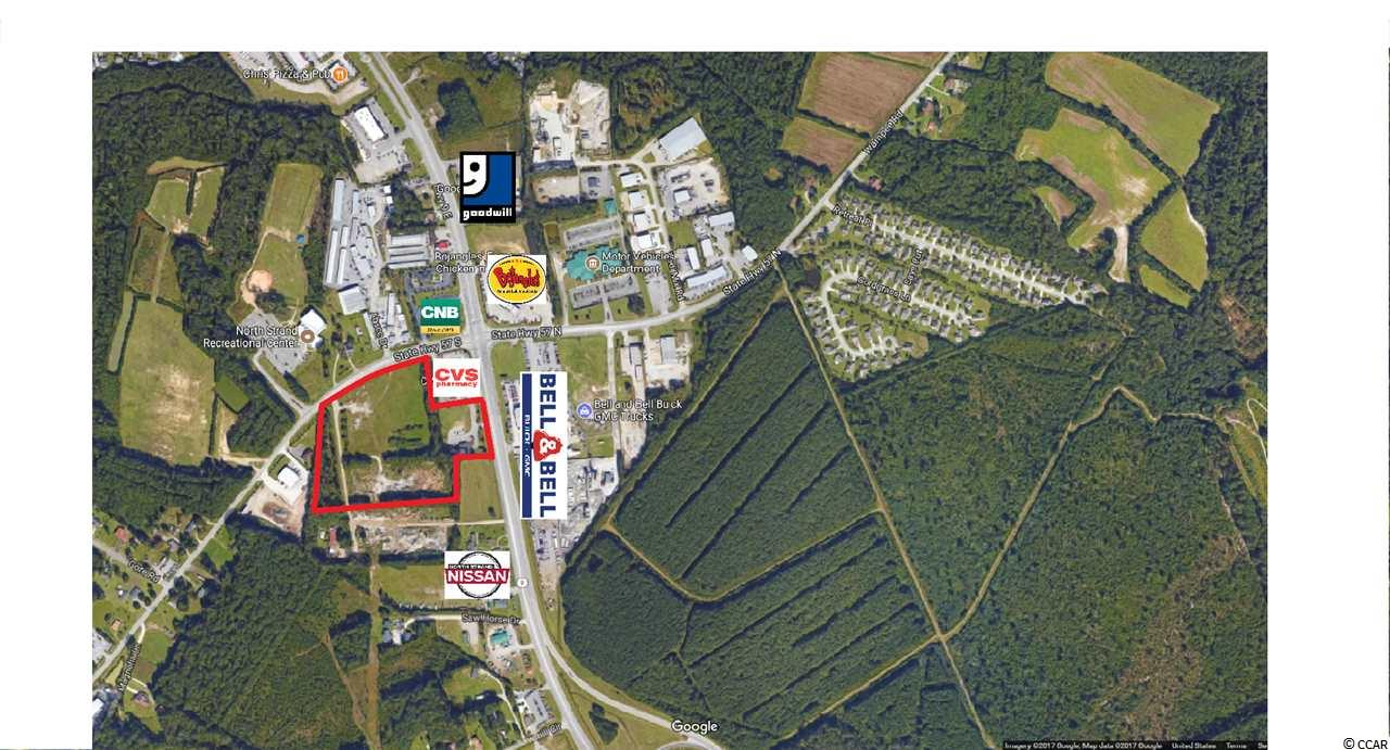 Acreage for Sale at TBD Intersection SC Hwy 9/57 TBD Intersection SC Hwy 9/57 Little River, South Carolina 29566 United States