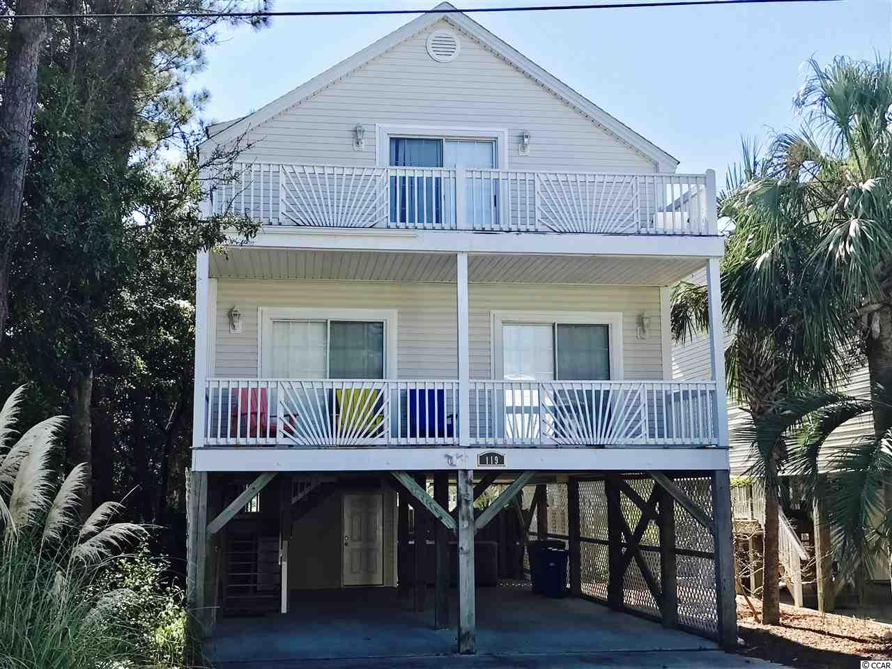 Single Family Home for Sale at 119 A S 16th Avenue 119 A S 16th Avenue Surfside Beach, South Carolina 29575 United States