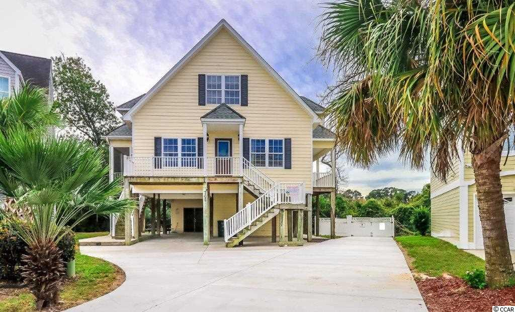 Detached MLS:1722203   705 Seashell Lane North Myrtle Beach SC