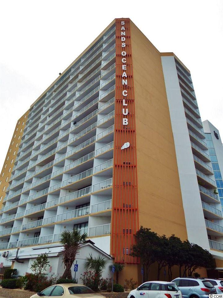 Ocean View,End Unit Condo in SANDS OCEAN : Myrtle Beach South Carolina