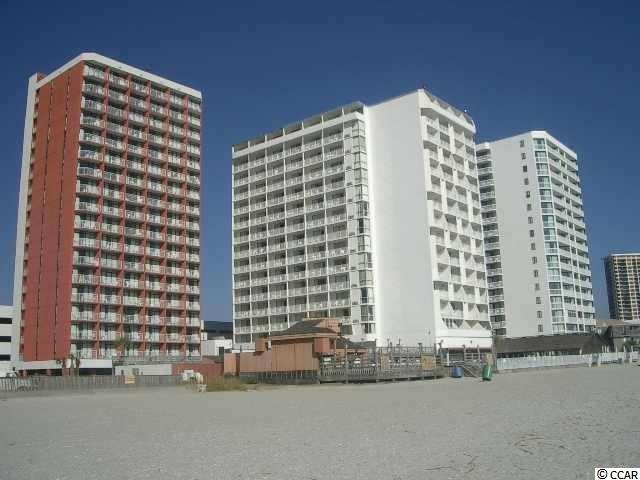 Condo in SANDS OCEAN : Myrtle Beach South Carolina