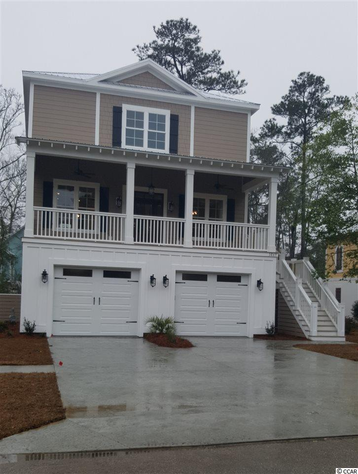 Single Family Home for Sale at 3869 Spanner Way 3869 Spanner Way Murrells Inlet, South Carolina 29576 United States