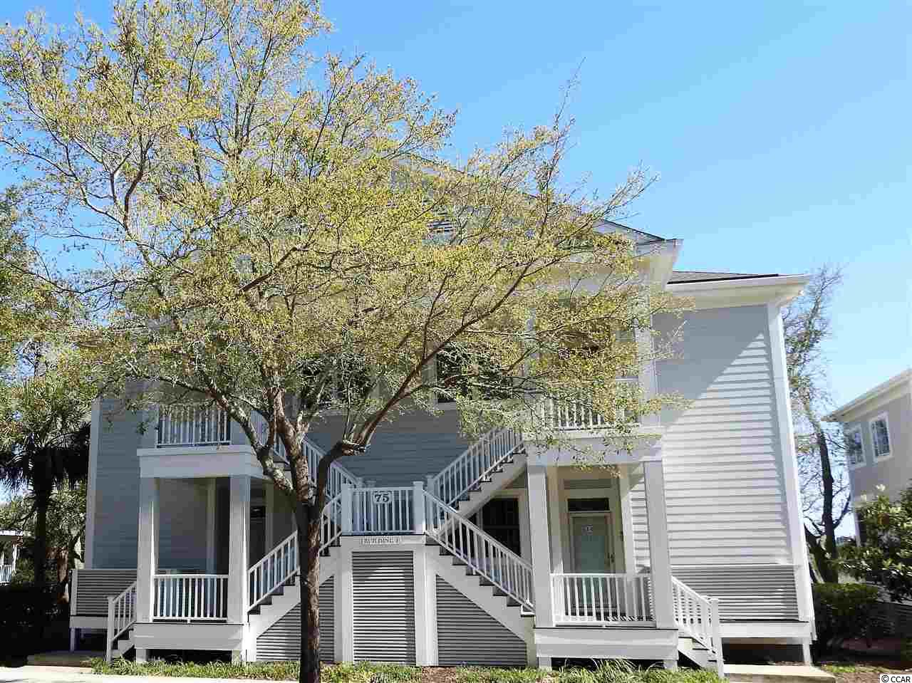 Condo / Townhome / Villa for Sale at 75 McKissick Drive 75 McKissick Drive Pawleys Island, South Carolina 29585 United States