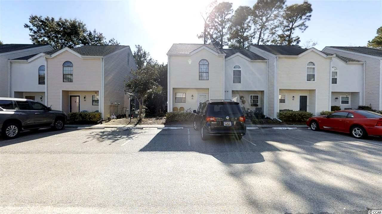 Townhouse MLS:1722286 Colony Club Villas  6703 Jefferson Place Myrtle Beach SC