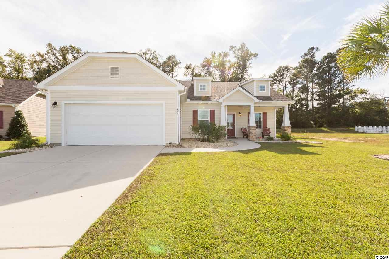 Single Family Home for Sale at 185 Barons Bluff Drive 185 Barons Bluff Drive Conway, South Carolina 29526 United States