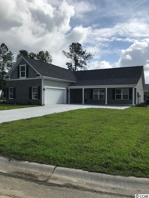 Single Family Home for Sale at 716 Ashley Manor Drive 716 Ashley Manor Drive Longs, South Carolina 29568 United States