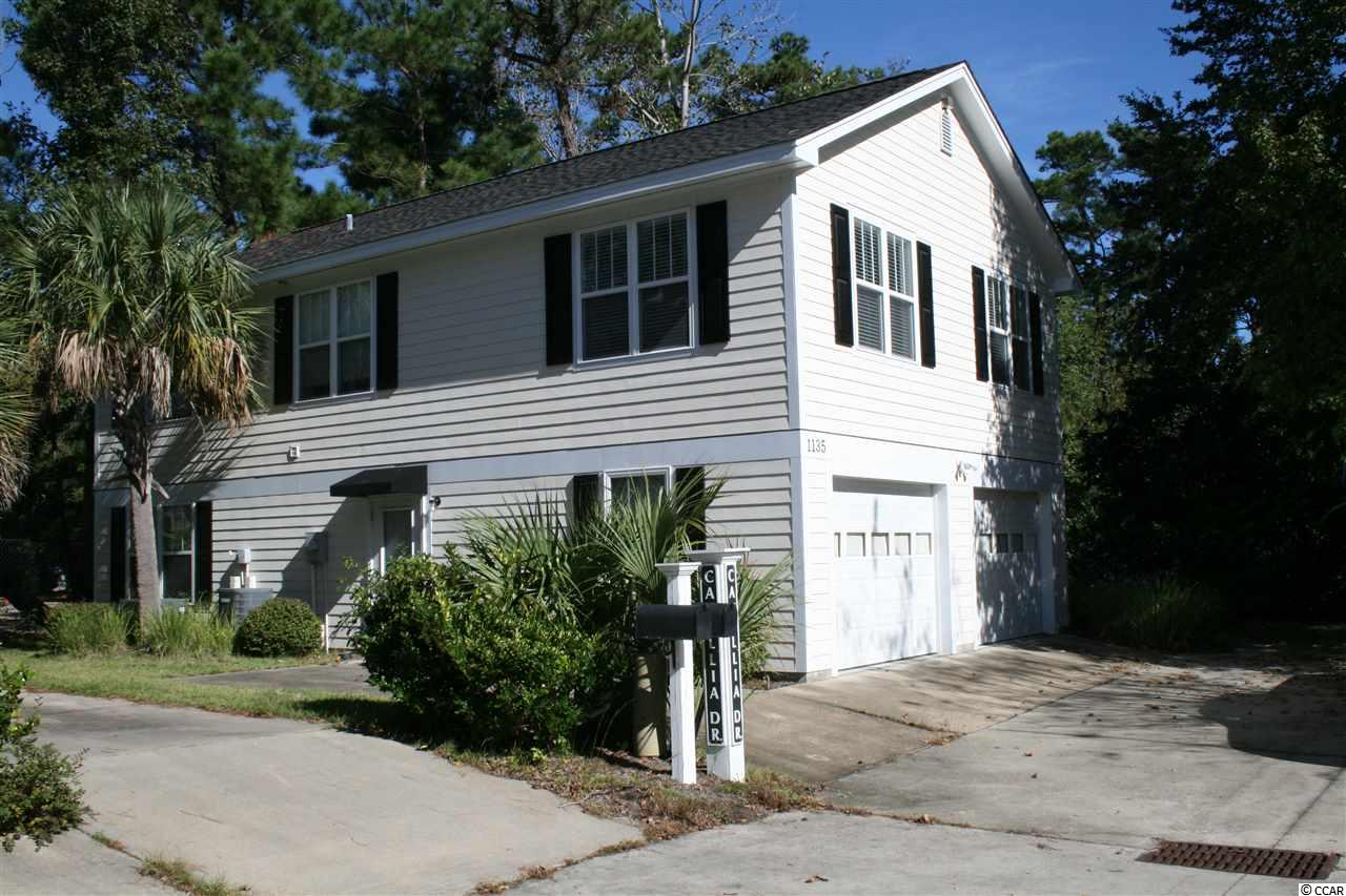 Detached MLS:1722369   1135 Camellia Dr. Surfside Beach SC