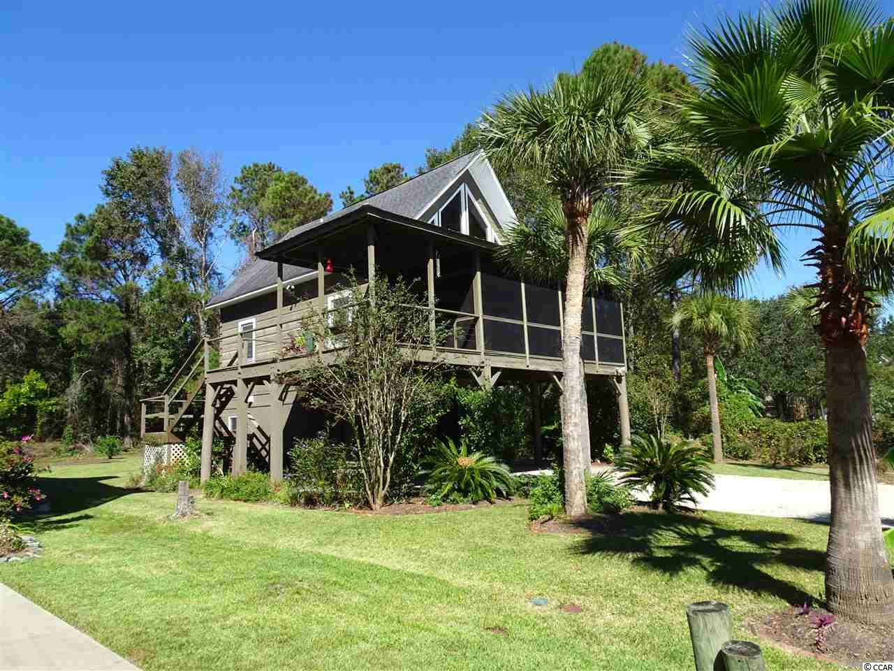 Single Family Home for Sale at 107 Brown Pelican Loop 107 Brown Pelican Loop Pawleys Island, South Carolina 29585 United States