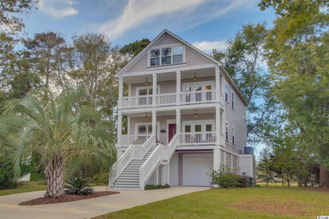 Single Family Home for Sale at 39 Marsh Point Drive 39 Marsh Point Drive Pawleys Island, South Carolina 29585 United States