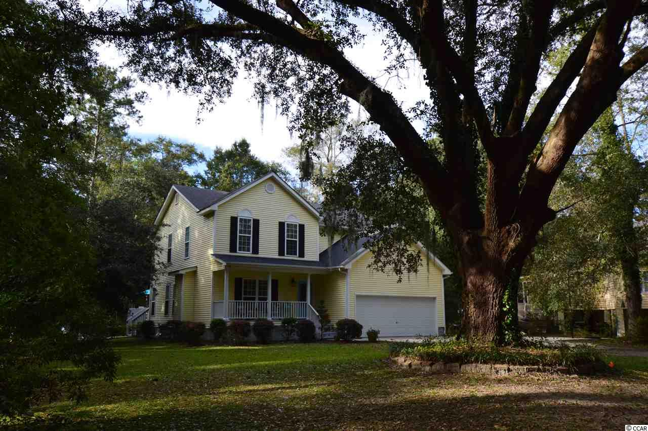 Single Family Home for Sale at 215 William Screven Road 215 William Screven Road Georgetown, South Carolina 29440 United States