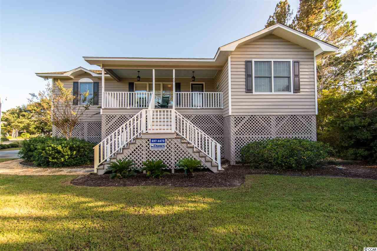 Single Family Home for Sale at 60 Barefoot Loop 60 Barefoot Loop Pawleys Island, South Carolina 29585 United States