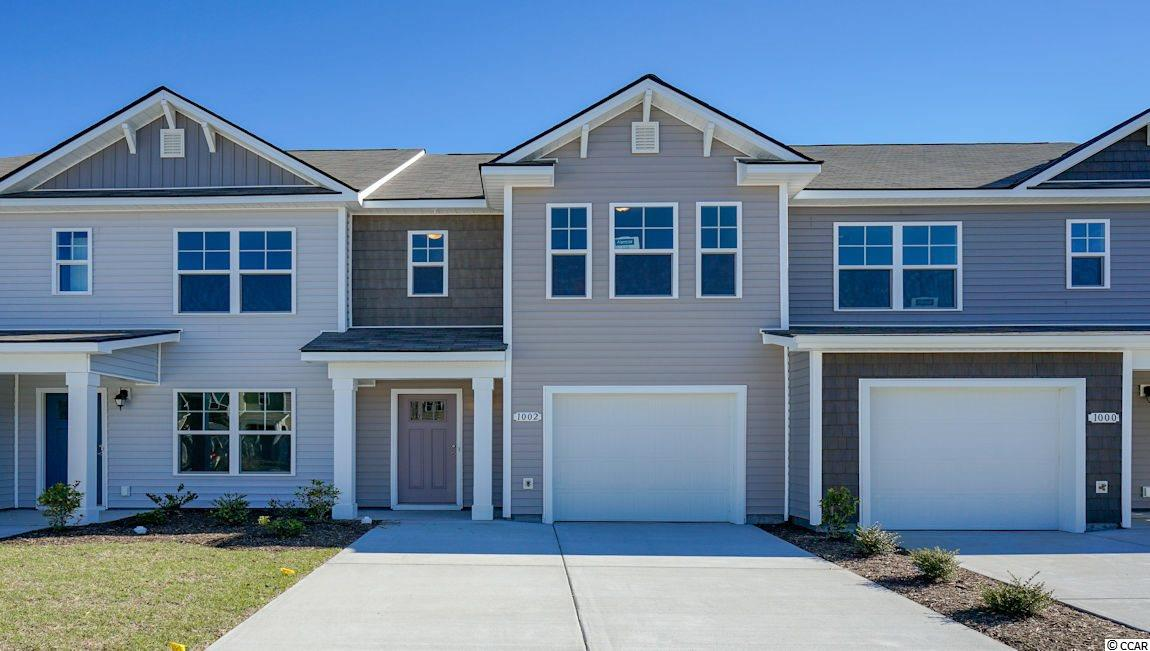 Townhouse MLS:1722479 Fairways at Wild Wing  1002 Tee Shot Drive Conway SC