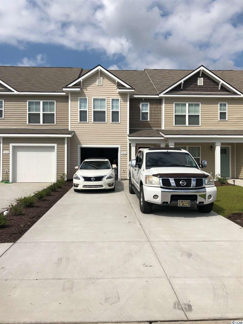 Townhouse MLS:1722486 Fairways at Wild Wing  1016 Tee Shot Drive Conway SC
