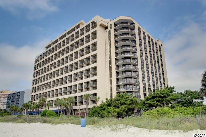 Ocean View Condo in OCEAN REEF SOUTH TOWER : Myrtle Beach South Carolina